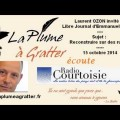 Reconstruire sur des ruines : Emmanuel Ratier reçoit Laurent Ozon (15 octobre 2014)