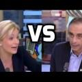 Eric Zemmour face à la consternante Audrey Crespo-Mara, nouvelle caricature de politiquement correct médiatique (24 novembre 2014)