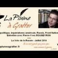 L'Empire étasunien n'a existé que sept ans – Entretien avec Pierre-Yves Rougeyron