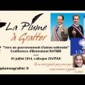 Vers un gouvernement d'union nationale – Une conférence d'Emmanuel RATIER (juillet 2014)
