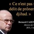 Cazeneuve avait déjà fait très fort cet été avec cette déclaration..