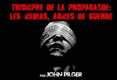 Les médias, complices zélés de l'oligarchie et vecteur essentiel de la propagande