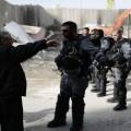 Une fois de plus, Israël a rasé des bâtiments palestiniens dans le camp de réfugiés de Shuafat à Jérusalem, le 03 novembre 2014