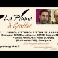 Crise du système ou système de la crise ? Emmanuel Ratier reçoit Lucien Cerise et Alain de Benoist (10 décembre 2014) – 2ème partie