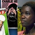 Rokhaya Diallo - Charlie Hebdo, deuxième set, balles neuves... mazette, quel retour de service