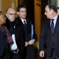 Taubira, Cazeneuve, Valls et Hollande...