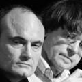 Val et Cabu, symboles de l'évolution bienpensante et sectaire du Charlie Hebdo seconde version...