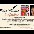 A poil Zemmour – Charlie Hebdo, Zemmour, liberté d'expression – Radio Courtoisie (08 janvier 2015)