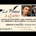 Charlie Hebdo, la gauche : Eric Zemmour et Michel Onfray vs la bienpensance (Zemmour & Naulleau, 09 janvier 2015)