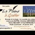 Energie, écologie : le scandale des éoliennes – Radio Courtoisie (16 janvier 2015) – 1ère partie