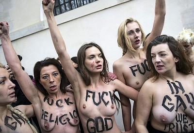 formidable militantes féministes