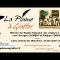 Histoire de l'Algérie française par  Georges Clément  – Libre Journal des Historiens (30 décembre 2014)