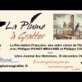 La Révolution Française par Philippe Pichot-Bravard  – Libre Journal des Historiens (30 décembre 2014)