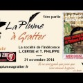 La société de l'Indécence – Stuart Ewen, Lucien Cerise et Thibaut Philippe – Méridien Zéro (21 novembre 2014) – 1ère partie