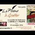 La société de l'indécence – Stuart Ewen, Lucien Cerise et Thibaut Philippe – Méridien Zéro (21 novembre 2014) – 2ème partie
