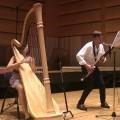 Roman Reznik & Delphine Constantin – Sonate pour basson et harpe en la mineur d'Antonio Vivaldi