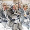 DSK et ses petits camarades de jeu sur les bancs du Tribunal de Lille...