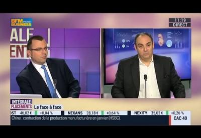 Delamarche BFM TV