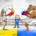 L'Ukraine, ou l'affrontement entre l'impérialisme américain sous bannière de l'OTAN et le renouveau russe sous leadership pouti