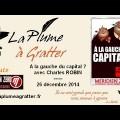 A la gauche du capital – Charles Robin invité de Méridien Zéro (26 décembre 2014)