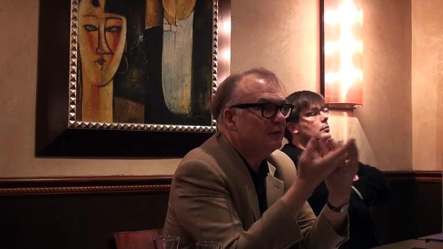 Eric Branca : Remettre l'histoire des idées politiques à l'endroit – Conférence du Cercle Aristote (09 janvier 2015)