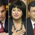 les trois ministres affairistes étrangers du gouvernement ukrainien