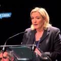Marine Le Pen, BHL et la profanation «antifa» de Sarre-Union (19 février 2015)