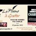 Nous ne sommes pas Charlie – Emmanuel Ratier et Maurice Gendre sur Méridien Zéro (23 janvier 2015)