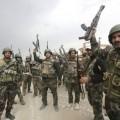 L'armée syrienne reprend peu à peu le contrôle du pays..