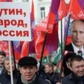 Les Russes sont massivement derrière Vladimir Poutine insupportable pour notre oligarchie politico-médiatique !