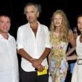 Valls, bHL et leurs moitiés... qui se ressemble se rassemble, ou la galerie des horreurs..