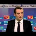 Florian Philippot très convaincant dans Face aux Chrétiens (12 mars 2015)