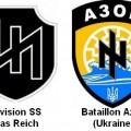 mais comme le dit BHL, il n'y a pas de néonazis en Ukraine...