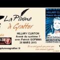 Hillary Clinton, avenir du système ? Avec Patrick Gofman et Maurice Gendre (Méridien Zéro – 20 mars 2015)