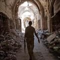 Alep, ville martyr de Syrie