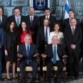 Le nouveau gouvernement israélien, une équipe d'humanistes désireux plus que tout de trouver une solution équitable au drame palestinien...
