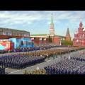 Cérémonie d'anniversaire et défilé de la victoire sur le régime nazi à Moscou (09 mai 2015)
