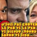 J'suis pas content ! – Le Pen vs Le Pen, Valls vs Dieudo et Sarko vs SIDA (14 avril 2015)