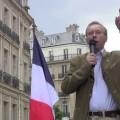 Discours d'Alain Escada à la manifestation en soutien aux chrétiens d'Orient (20 juin 2015)