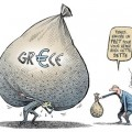 Détruire la Grèce par l'endettement forcé, sans fin...