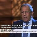 MH17, ONU, impérialisme amériain, rôle de la Russie en Asie, DAESH – Un entretien avec Sergueï Lavrov – V.O. sous-titrée (08 août 2015)