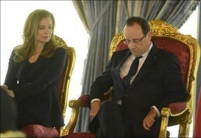 petit roupillon en voyage officiel au Maroc