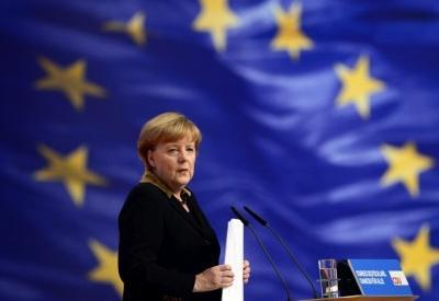 Tatie Merkel est-elle en train de précipiiter la chute de l'UE