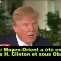 Donald Trump sur CNN : « le monde serait meilleur avec Khadafi et Saddam Hussein » (25 octobre 2015)