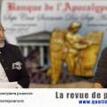 La revue de presse de Pierre Jovanovic avec Laurent Fendt (septembre 2015)