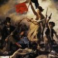 La Liberté guidant le Peuple - de Delacroix