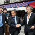 Sarkozy et BHL..