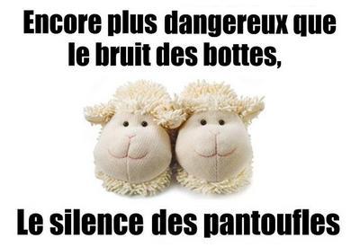 [Jeu] Association d'images Les-Fran%C3%A7ais-ont-une-fois-de-plus-chauss%C3%A9-leurs-pantoufles-en-Mouton-de-Panurge..