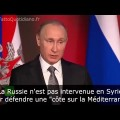 Syrie : Poutine et la Russie se préparent à toute éventualité – Une analyse géostratégique de Giulietto Chiesa (15 décembre 2015)