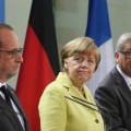 Juger pour haute trahison Hollande, Merkel, Junker